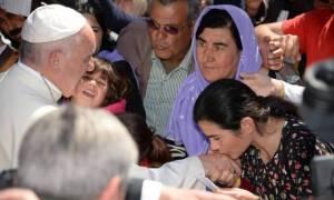 Μυτιλήνη: Έφτασαν 147 πρόσφυγες  στα νησιά του Β. Αιγαίου – Άλλους εννιά θα φιλοξενήσει ο Πάπας