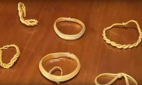 Βρέθηκαν χρυσά κοσμήματα των Βίκινγκς