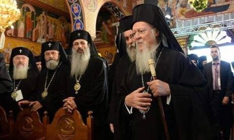 Πατριαρχική Θεία Λειτουργία στον Κίσαμο Χανίων (pics)