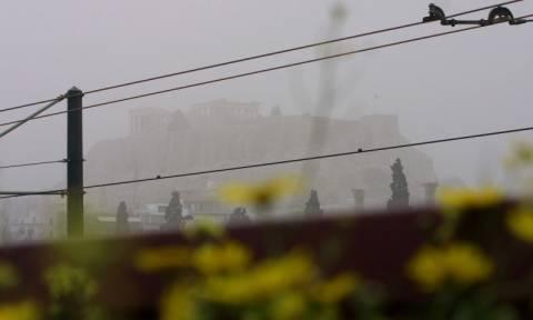 Καύσωνας και καυσαέριο «πνίγουν» σήμερα Σάββατο την Αττική - «Συναγερμός» για υπέρβαση στο όζον