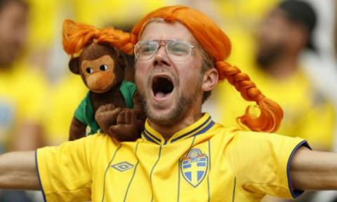 Euro 2016: Οι πιο τρελές εμφανίσεις στις εξέδρες
