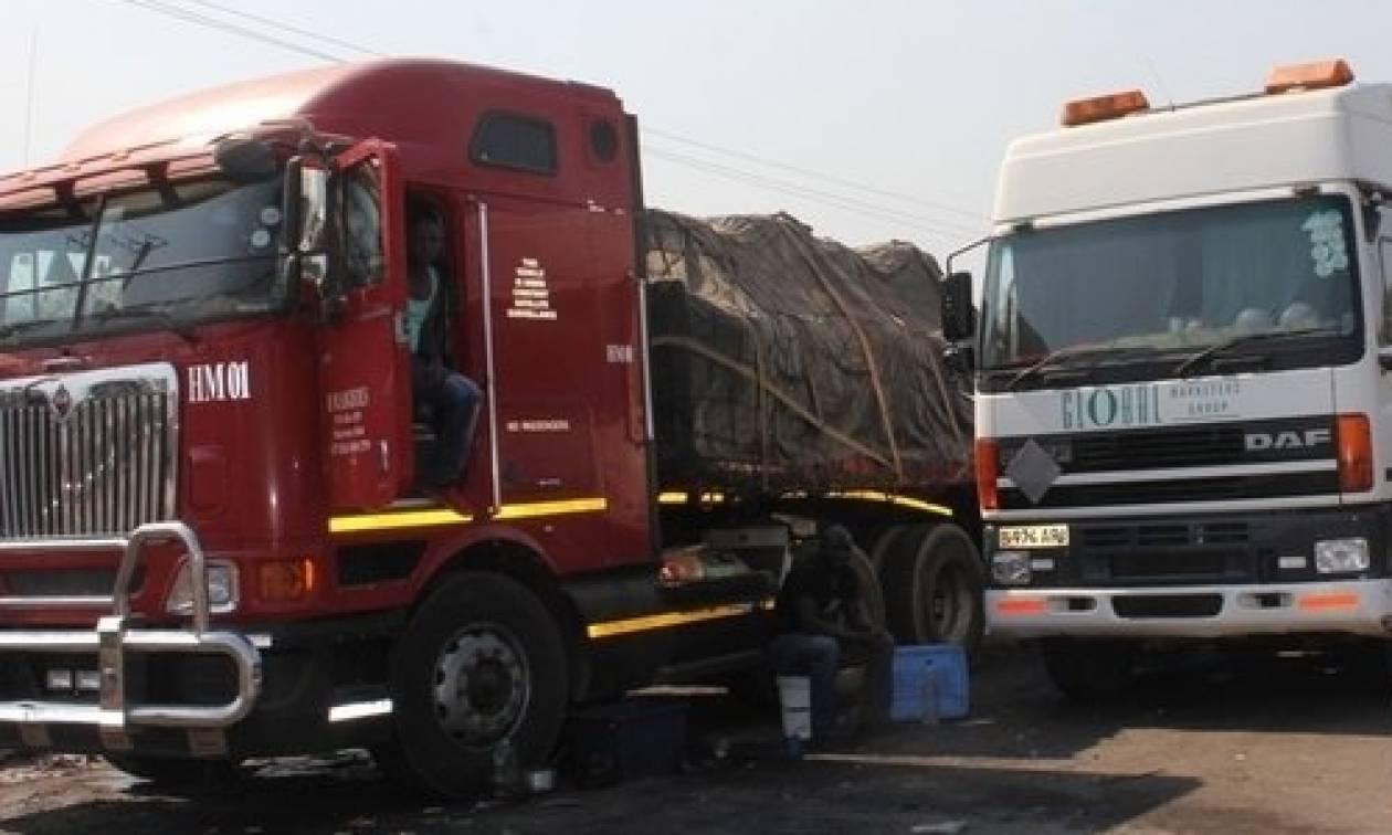 Φρίκη: Τους εντόπισαν νεκρούς μέσα σε κοντέινερ φορτηγού!