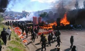 Μακελειό σε διαδήλωση στο Μεξικό: Αστυνομικοί άνοιξαν πυρ και σκότωσαν έξι εκπαιδευτικούς (Vids)