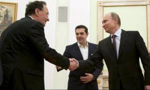 Αποκάλυψη - βόμβα Λαφαζάνη για Τσίπρα και Πούτιν