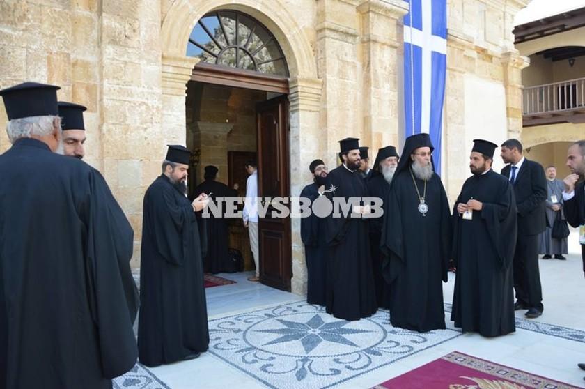 Με πικρίες για τις απουσίες και μηνύματα για ενότητα άρχισε η Πανορθόδοξος (photos)