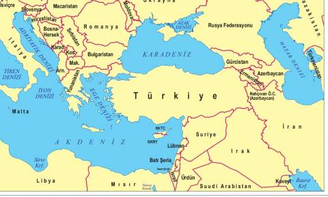 Το «Εθνικό» πρακτορείο Ειδήσεων βαφτίζει με τουρκικές ονομασίες τα νησιά του Αιγαίου