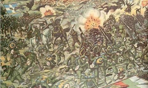 Σαν σήμερα το 1913 οι Έλληνες συντρίβουν τους Βούλγαρους στη μάχη Κιλκίς - Λαχανά