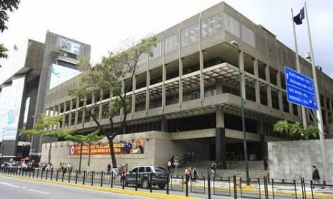 Βενεζουέλα: Ένοπλος άρχισε να πυροβολεί μέσα στην Κεντρική Τράπεζα