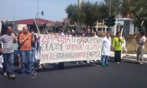 Νοσοκομείο Ζακύνθου: Στο «κόκκινο» η υποχρηματοδότηση, η υποστελέχωση και η εξουθένωση