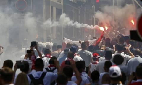 Euro 2016: Eπεισόδια Πολωνών οπαδών με την αστυνομία στη Μασσαλία