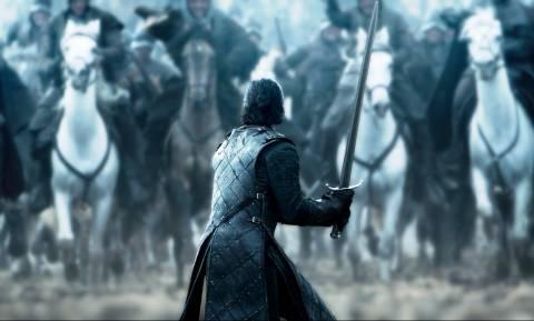 Αφήστε ό,τι κάνετε: Δείτε πώς γυρίστηκε η επικότερη σκηνή του Game of Thornes (Προσοχή! Spoiler!)