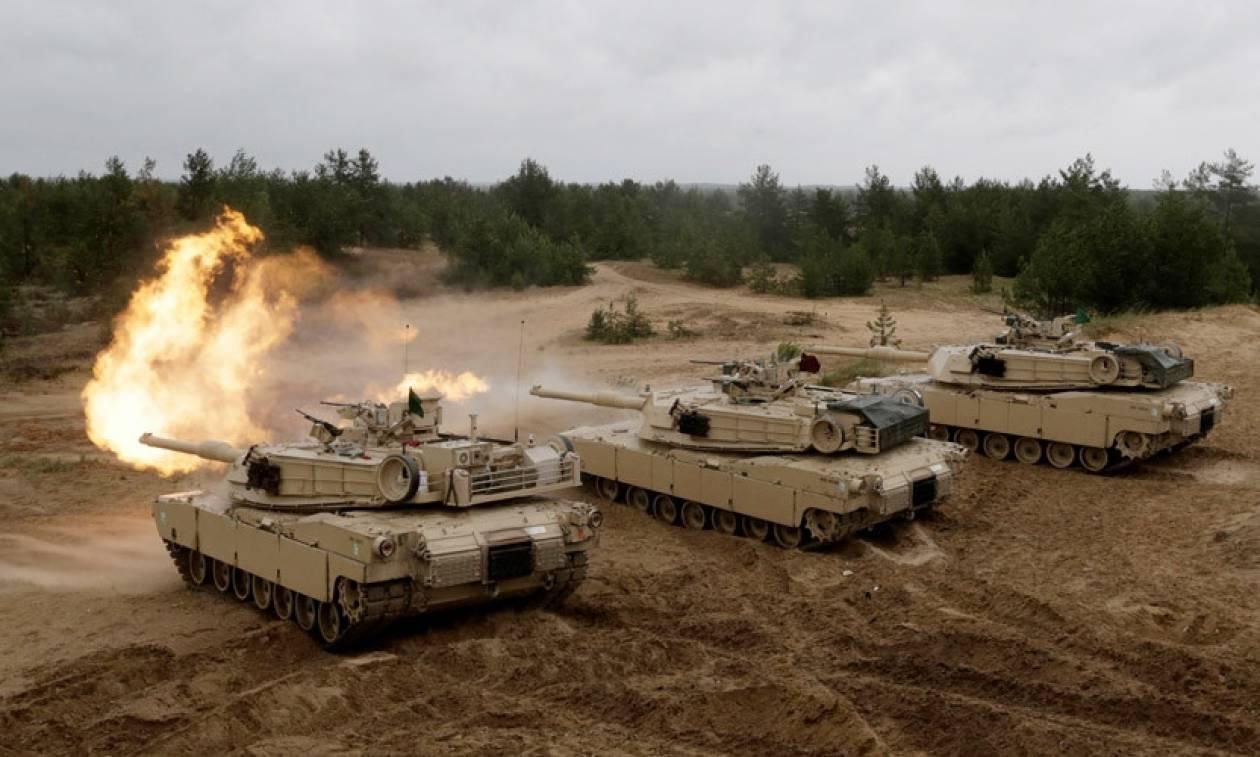 Αμερικανός στρατηγός: Το ΝΑΤΟ δεν μπορεί να αποκρούσει ρωσική επίθεση στη Βαλτική