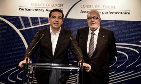 Τσίπρας από Στρασβούργο: Θέλουμε μια πιο δημοκρατική και κοινωνική Ευρώπη