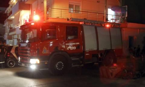 ΣΟΚ στην Κρήτη: 20χρονη έπεσε σε φωταγωγό πολυκατοικίας (pics)