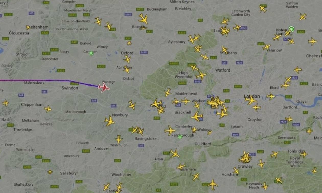 Θρίλερ στον αέρα με αεροπλάνο της British Airways