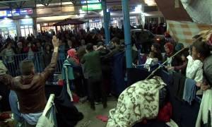 Χίος: Έγκλημα στον καταυλισμό των προσφύγων
