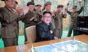 Η Βόρεια Κορέα υποστηρίζει ότι η δοκιμή πυραύλων στέφθηκε με επιτυχία