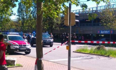 Τρόμος στη Γερμανία: Ένοπλος άνοιξε πυρ σε σινεμά (pics+vid)