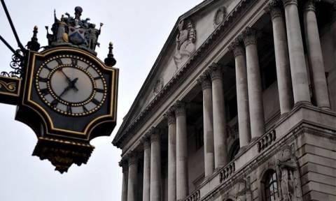 Brexit αποτελέσματα: Σε «στενή επαφή» με τις τράπεζες η Τράπεζα της Αγγλίας