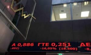 Brexit: «Βουτιά» στο Χρηματιστήριο Αθηνών
