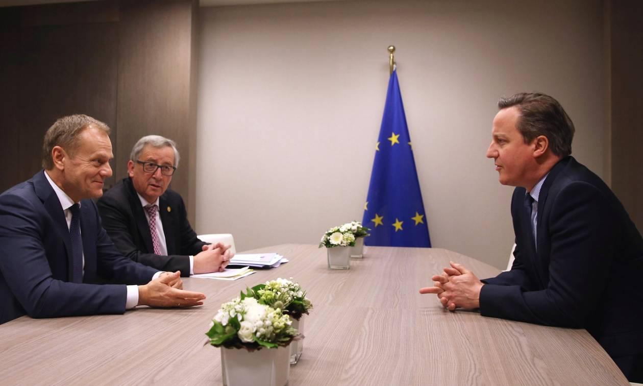 Ολομέτωπη… αντεπίθεση της ΕΕ στη Μ. Βρετανία: Κάντε πράξη το Brexit όσο το δυνατόν συντομότερα
