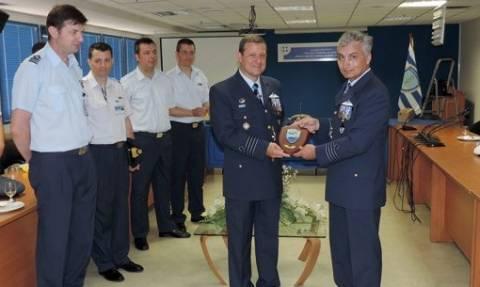 Παράδοση – Παραλαβή Διοίκησης του Αεροπορικού Τομέα του ΕΚΣΕΔ