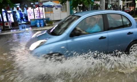 Κακοκαιρία: Το Lake Effect «έπνιξε» την Πελοπόννησο