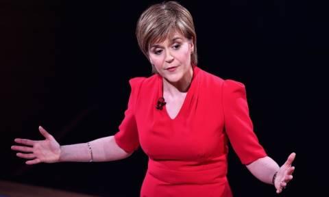 Brexit: Δήλωση-Σοκ - Η Σκωτία εξετάζει το ενδεχόμενο να μπλοκάρει την έξοδο της Βρετανίας από την ΕΕ
