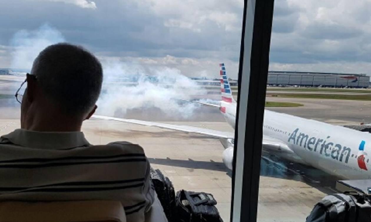 Βρετανία: Συναγερμός στο αεροδρόμιο Χίθροου – Εκκενώθηκε αεροσκάφος των American Airlines (Vid)
