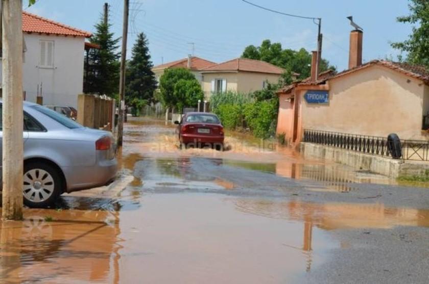 Δήμος Τρίπολης: Τις πληγές τους μετρούν οι κάτοικοι μετά το πέρασμα της κακοκαιρίας
