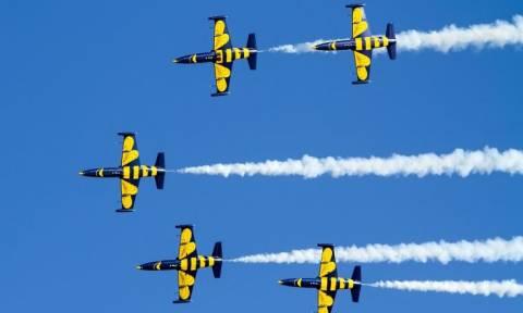 Kavala Air Show 2016: Εντυπωσιακές πτήσεις που κόβουν την ανάσα (pics)