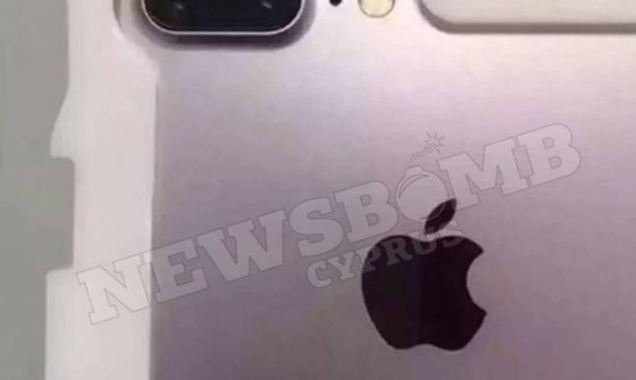 Αυτά είναι τα δύο διαφορετικά μοντέλα του iPhone 7 (photos)