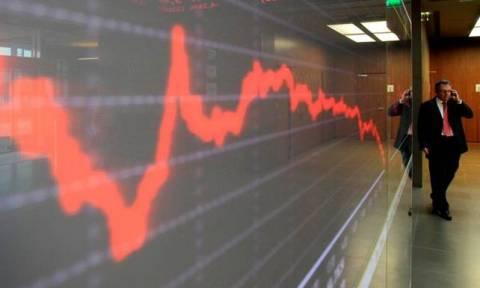 Χρηματιστήριο Αθηνών: Νέα «βουτιά» 2,89%