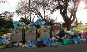 «Όμηροι» των σκουπιδιών οι κάτοικοι της Κέρκυρας - Σε κατάσταση υγειονομικού κινδύνου το νησί