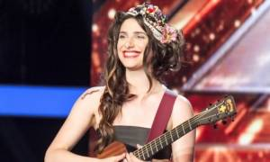 X-Factor - Νωαίνα: Δεν κατάλαβα οτι κατέβηκε τόσο το παντελόνι μου