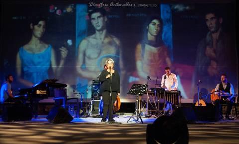 Φολέγανδρος: Δήμητρα Γαλάνη και Point 2 στο Anemi Jazz Festival