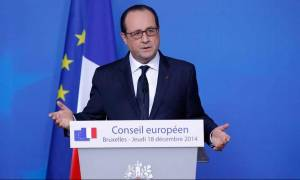 Ολάντ: Η Βρετανία θα ακολουθεί τους κανόνες της ΕΕ και μετά το «διαζύγιο»