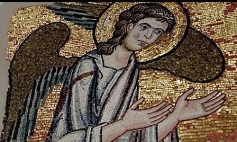 Δέος! Ο 7ος Άγγελος αποκαλύφθηκε στο ναό της Γεννήσεως