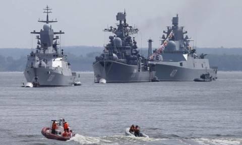 Σχεδόν οι μισοί Γερμανοί φοβούνται επίθεση της Ρωσίας κατά των Βαλτικών χωρών (Vid)
