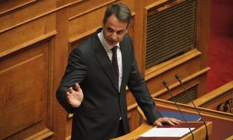 Μητσοτάκης: Κυβέρνηση αλαλούμ – Ο Τσίπρας κρύβεται πίσω από τους υπουργούς