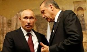 Ρωσία: Ο Ερντογάν ζήτησε συγγνώμη και ο Πούτιν ήρε τους περιορισμούς στον τουρισμό προς την Τουρκία