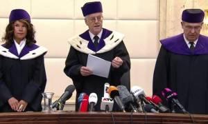 Court overturns Austria presidential poll result