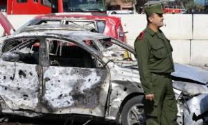 Syrian warplane crashes near Damascus, rebels seize pilot: monitors