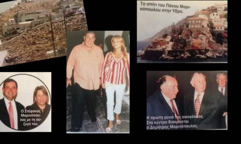 Ο Jim Μαρινόπουλος, η πτώχευση και η κρίση στον γάμο του Πανάρα