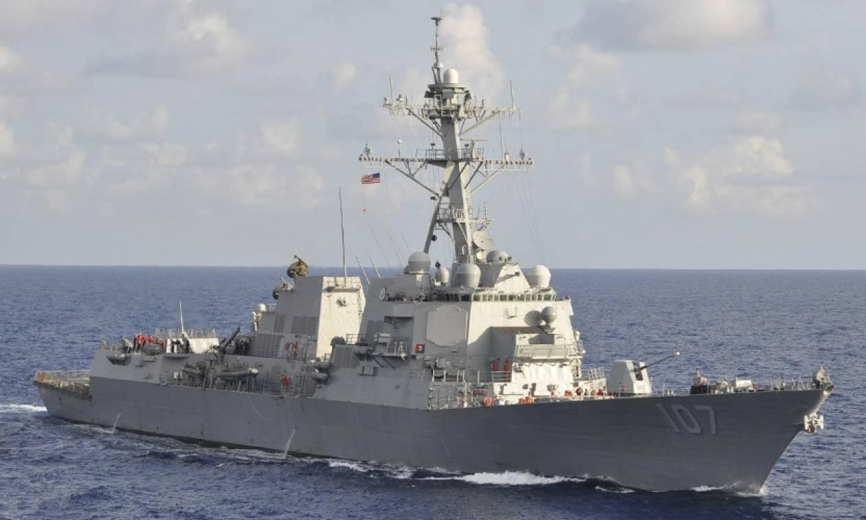 Νέο «ψυχροπολεμικό» επεισόδιο μεταξύ Ρωσίας και ΗΠΑ στην Μεσόγειο (vid)