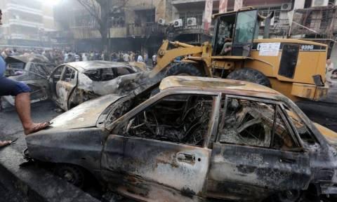 Ιράκ: Στο αίμα βάφτηκε πολυσύχναστη αγορά στη Βαγδάτη - Τουλάχιστον 91 νεκροί (Pics & Vids)