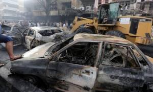 Iraq violence: Islamic State kill at least 75 in Baghdad
