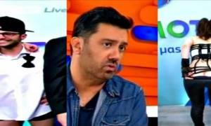 Μαλλιά κουβάρια στο X Factor με Νωαίνα και Στρατή: Ποιος είπε στον Ιαν... «θα σε πετάξω έξω»; (vid)