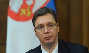 Βούτσιτς: Δεν θα γίνει δημοψήφισμα για την ένταξη ή μη της Σερβίας στην ΕΕ