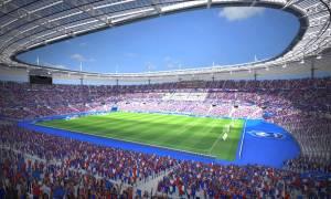 Euro 2016: Ελεγχόμενη έκρηξη έξω από το Σταντ ντε Φρανς